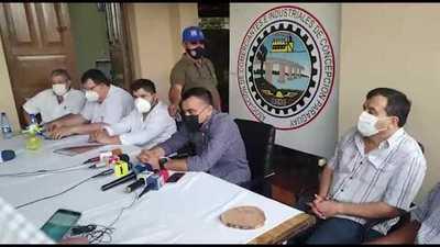 Autoridades analizan situación sanitaria en el departamento