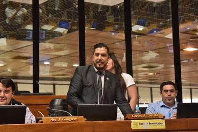Carlos Portillo acciona contra su pérdida de investidura