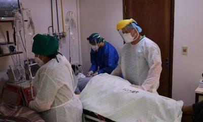 Hongo negro: paciente tratado en Clínicas se encuentra estable