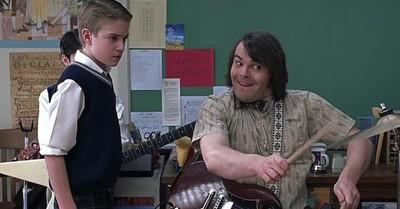 """El dolor de Jack Black por la muerte de uno de los jóvenes actores de """"Escuela de rock"""": """"Kevin se ha ido. Demasiado pronto"""""""
