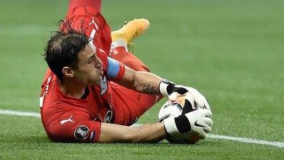 Martín Silva, en el equipo ideal de la semana de Sudamericana