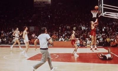 Polémica final de baloncesto en las Olimpiadas de 1972