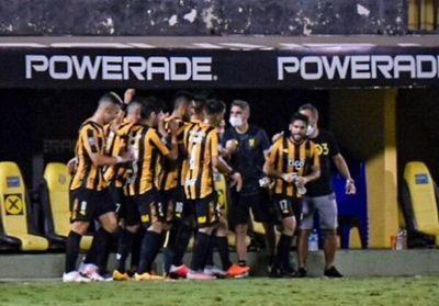 Costas se despide de Guaraní con victoria sobre Cerro