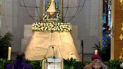 Basílica, lista para participar de rezo guiado por el Papa