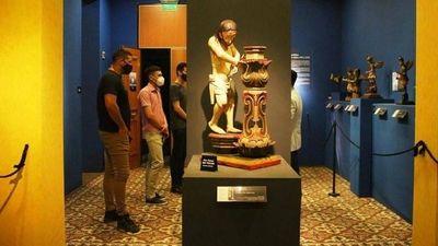 Pandemia no imposibilita conocer el  acervo del  Museo de Arte Sacro