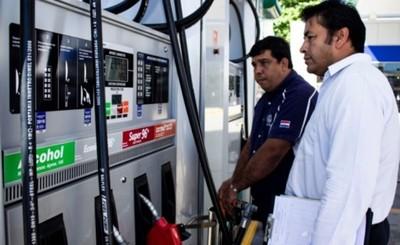 Petropar sube desde hoy su precio de combustible hasta G. 400