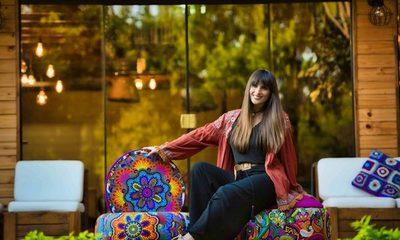 Laura García Rubin: Ohana, arte, historia y color