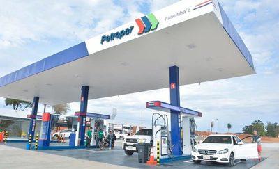 Nuevos precios de Petropar que rigen desde este sábado