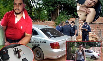 Un delincuente detenido tras asalto en comercio y persecución policial – Diario TNPRESS