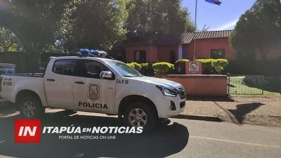 OTRO HECHO DE VIOLENCIA EN B° SAN PEDRO, UN APREHENDIDO TRAS GOLPIZA A SU PAREJA.