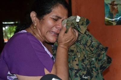 Ejecutivo promulgó la pensión graciable a la madre de Eledio Morínigo