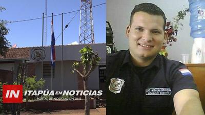 AGENTE POLICIAL COVID TRASLADADO A LA CAPITAL EN GRAVE ESTADO.