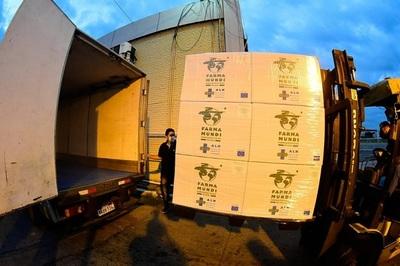Salud recibió donaciones de midazolam y atracurio en cooperación con España