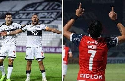 Richard Ortiz y Enzo Giménez figuran en el once ideal de la Copa
