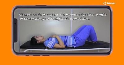 La Nación / Teletón ofrece rehabilitación pos-COVID-19