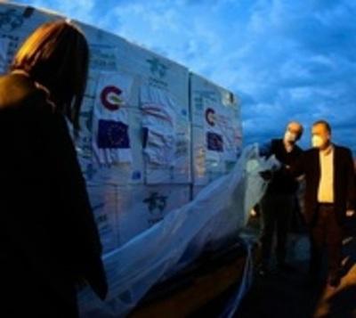 España dona insumos a Paraguay