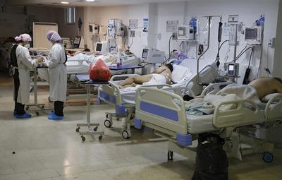 Cruz Roja advierte que Latinoamérica está al borde del colapso sanitario