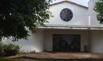 Vándalos causan destrozos en una iglesia en San José de los Arroyos