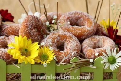Las  mejores recetas de rosquillas caseras son ese dulce que hemos disfrutado hasta no poder más en familia