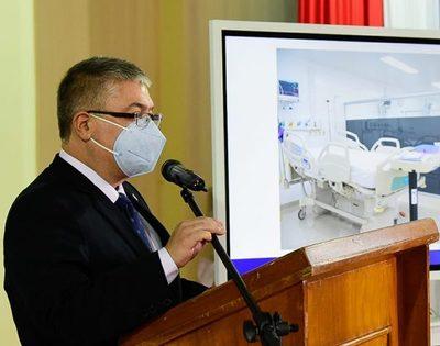 Viceministro advierte que seguirá el problema con la provisión de oxígeno