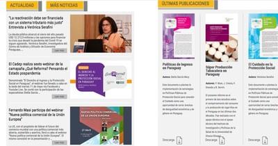 La Nación / Cadep se rectifica, pero mantiene informe trucho en su página web