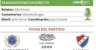 La Nación / Dos partidos cierran el primer torneo