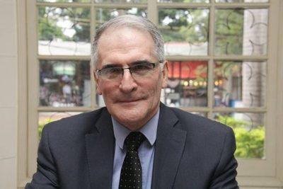 """Mario Paz Castaing: """"Frente a las crisis, se debe asegurar la gobernabilidad del país"""""""