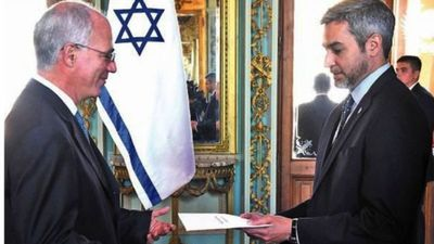 Embajador de Israel reflexiona sobre la crisis con palestinos