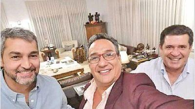 Hugo Javier  no rindió aún a CGR el  uso de USD 1 millón
