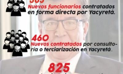 Consultoras outsorcing ayudaron a Nicanor a ubicar 460 amigos