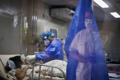 Alertan sobre aumento récord de contagios de coronavirus en la última semana