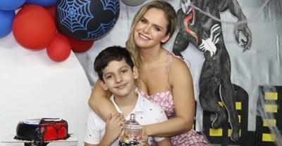 [VIDEO] El increíble regalo de Gabi Wolscham a su hijo Bruno