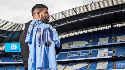 No te lo puedes perder: El mensaje con el que el Kun Agüero se despidió definitivamente del Manchester City
