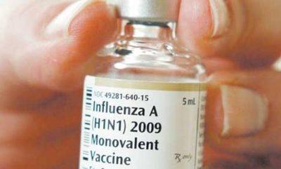 Desde este lunes liberan vacunas para la inmunización masiva contra la influenza