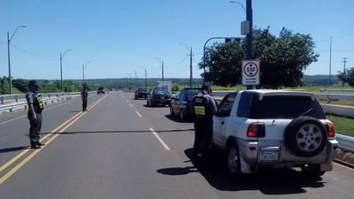 Caminera reporta 39 siniestros viales, 10 fallecidos, 27 heridos y Central es zona con mayor cantidad de conductores borrachos