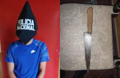 Villa Elisa: Aprehenden a un hombre que presuntamente hirió a un joven