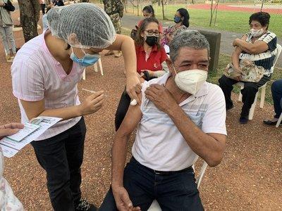 Más de 71.000 paraguayos se registraron en la nueva franja para inmunización anticovid
