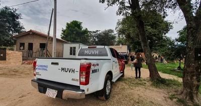 La Nación / Gobierno realiza monitoreo móvil de la ejecución de US$ 47 millones del Fonavis