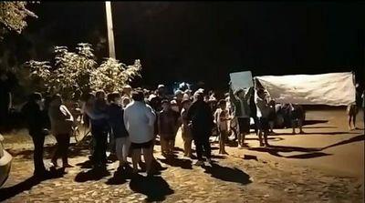 CDE: Vecinos exigen investigar muerte de quinielero