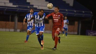 12 de Octubre y Nacional despiden el Apertura con empate