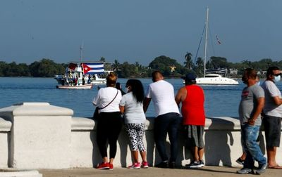 Cuba celebra otra regata para denunciar el embargo de EE.UU.