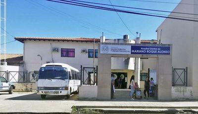 Hospital de Mariano Roque Alonso inaugura albergue para mamás y recibe equipos médicos de la Municipalidad local