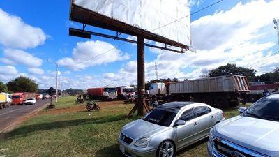 Camioneros debaten hoy en Guairá sobre medidas de fuerza
