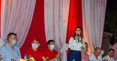 La Nación / Norma Zárate lidera encuesta para la Intendencia de Sapucái