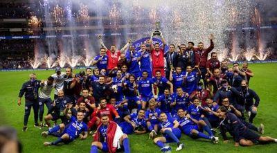 Cruz Azul empata con el Santos y gana el título más de 23 años después