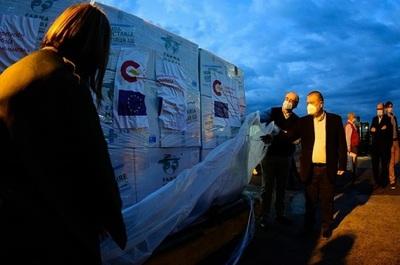 España donó a Paraguay 66.645 ampollas de Midazolam y 2.500 ampollas de Atracurio