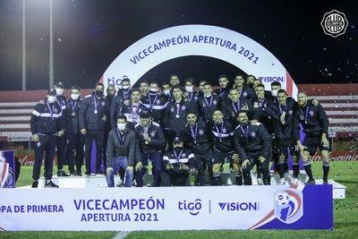 Se cerró el Apertura con la consagración de Olimpia como vice campeón