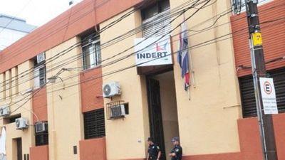 Indert rechaza el blanqueamiento de posesiones ilegales de tierras