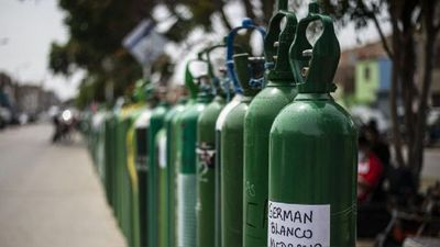 Salud admite que falta de oxígeno se arrastra desde hace seis semanas