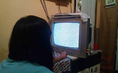 Apagón analógico: más del 45% de la población no cuenta con televisores para señal digital